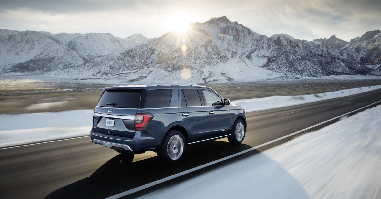 2018 Ford Expedition Sheds 300 Pounds, EL Now Called Expedition Max - autoevolution