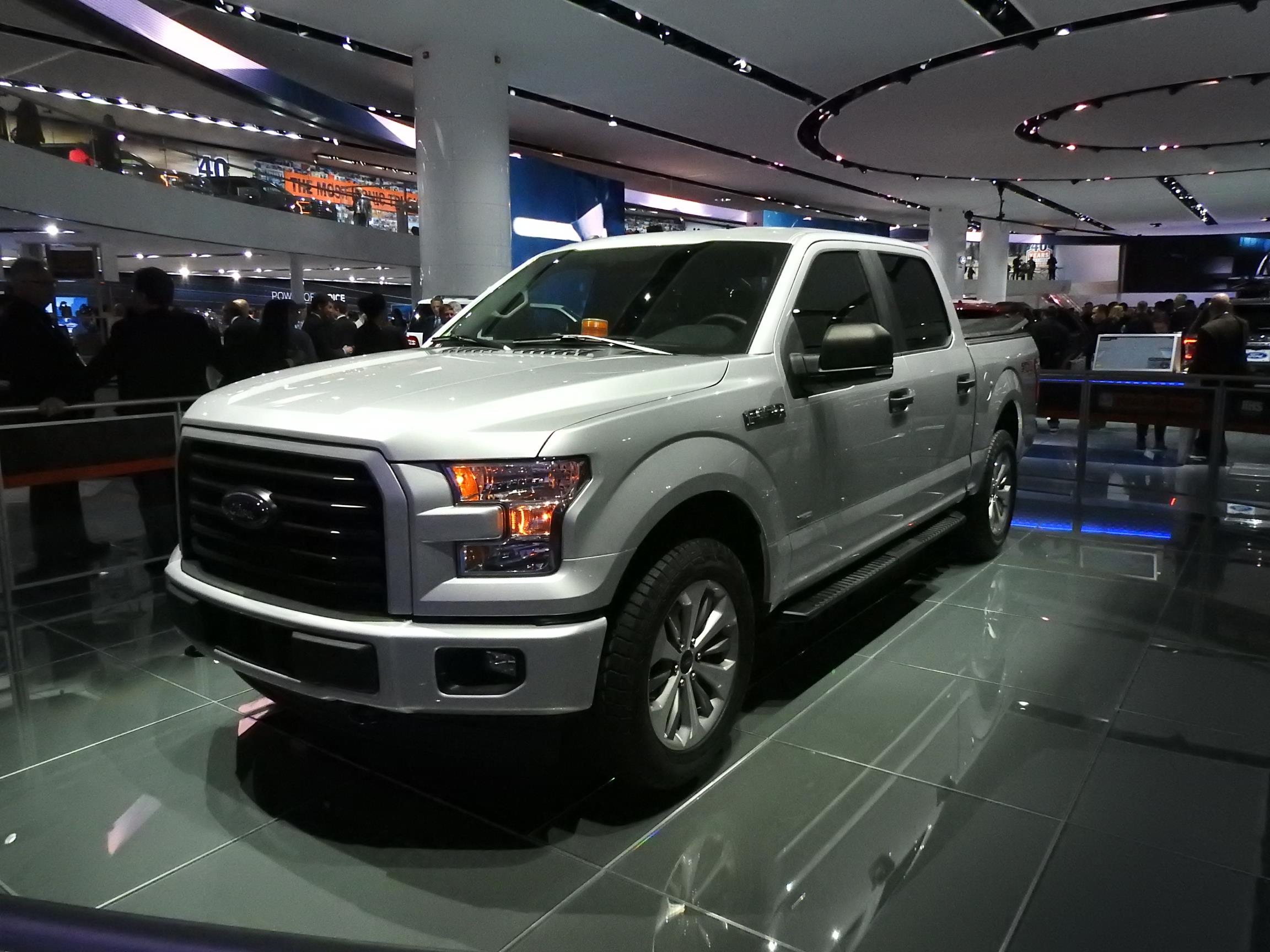 2018 ford f 150 live in detroit