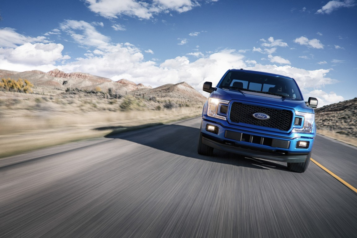 2018 ford f 150 facelift