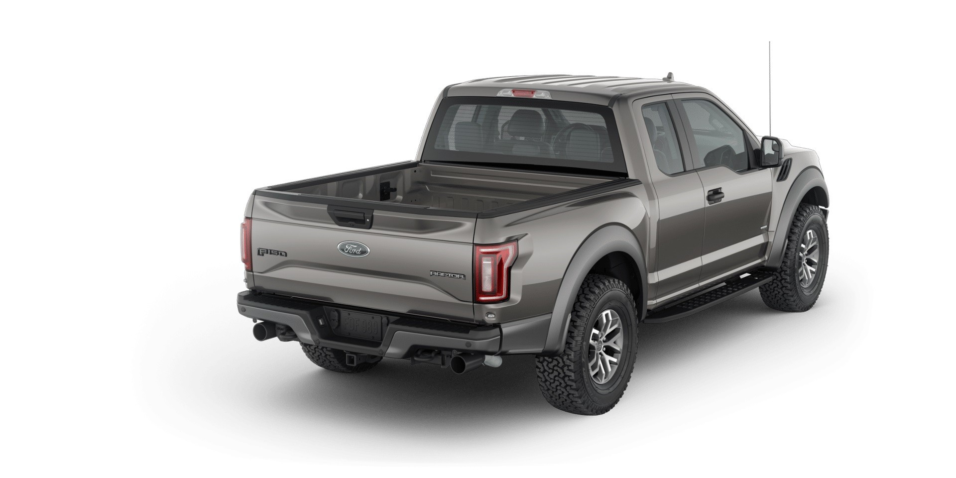 2018 ford f 150 raptor official with choice of two different tailgate designs autoevolution. Black Bedroom Furniture Sets. Home Design Ideas