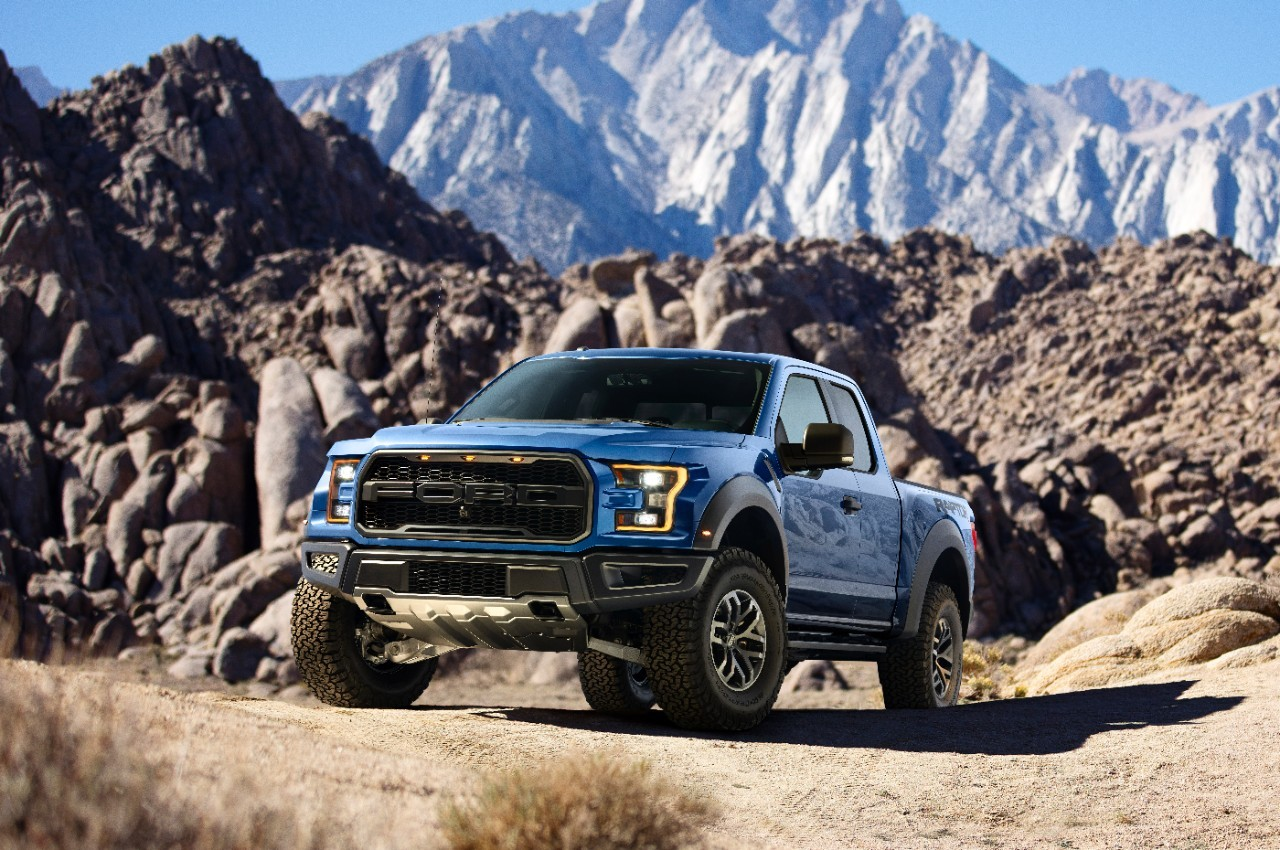 Report 2018 Ford F 150 Raptor Getting New Rear Suspension And