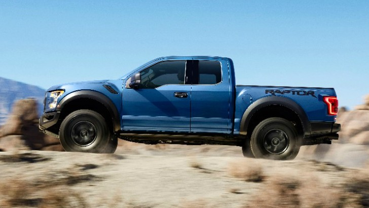 Report: 2018 Ford F-150 Raptor Getting New Rear Suspension ...