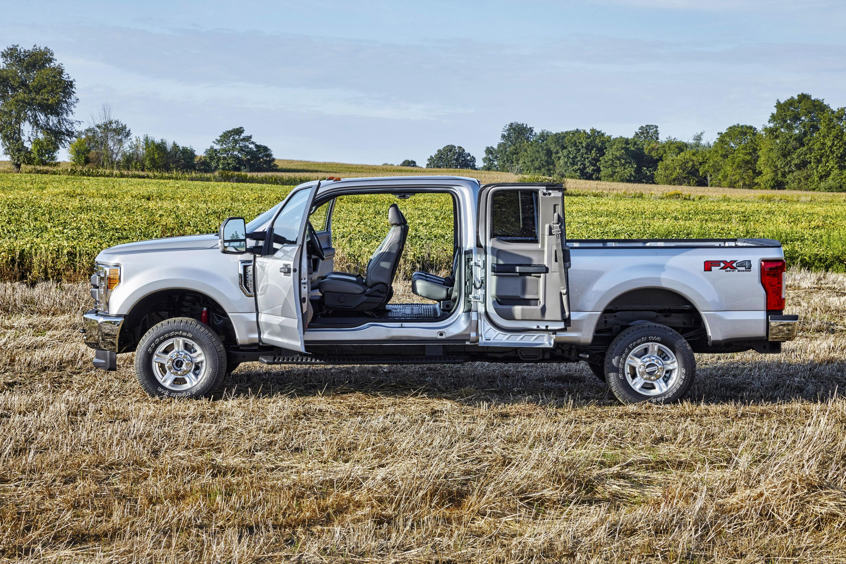 Ford F Series Super Duty Diesel Gets More Horsepower And Torque on Dodge 4 7 V8 Problems
