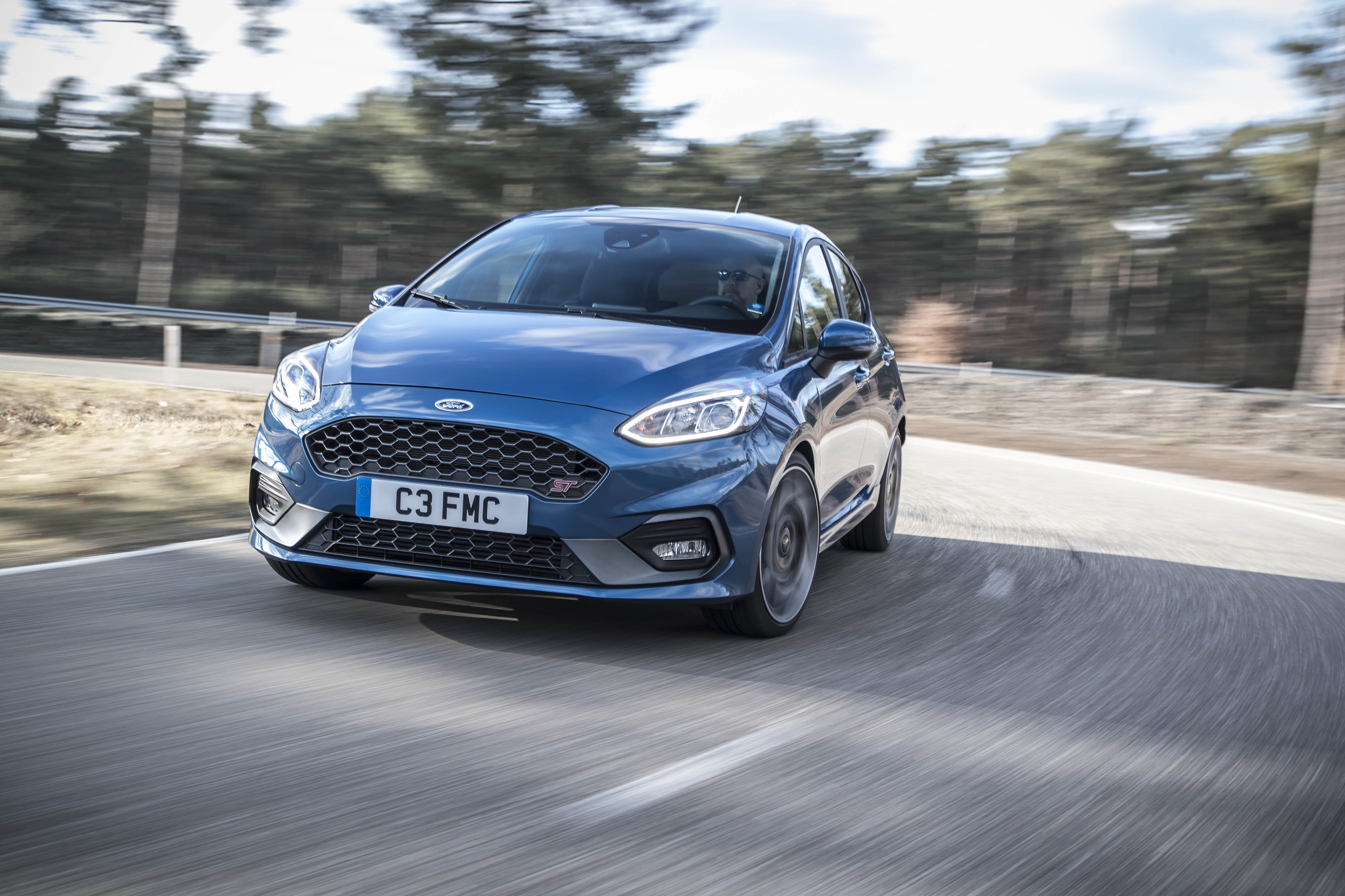 ford working on even hotter fiesta could be an rs autoevolution. Black Bedroom Furniture Sets. Home Design Ideas