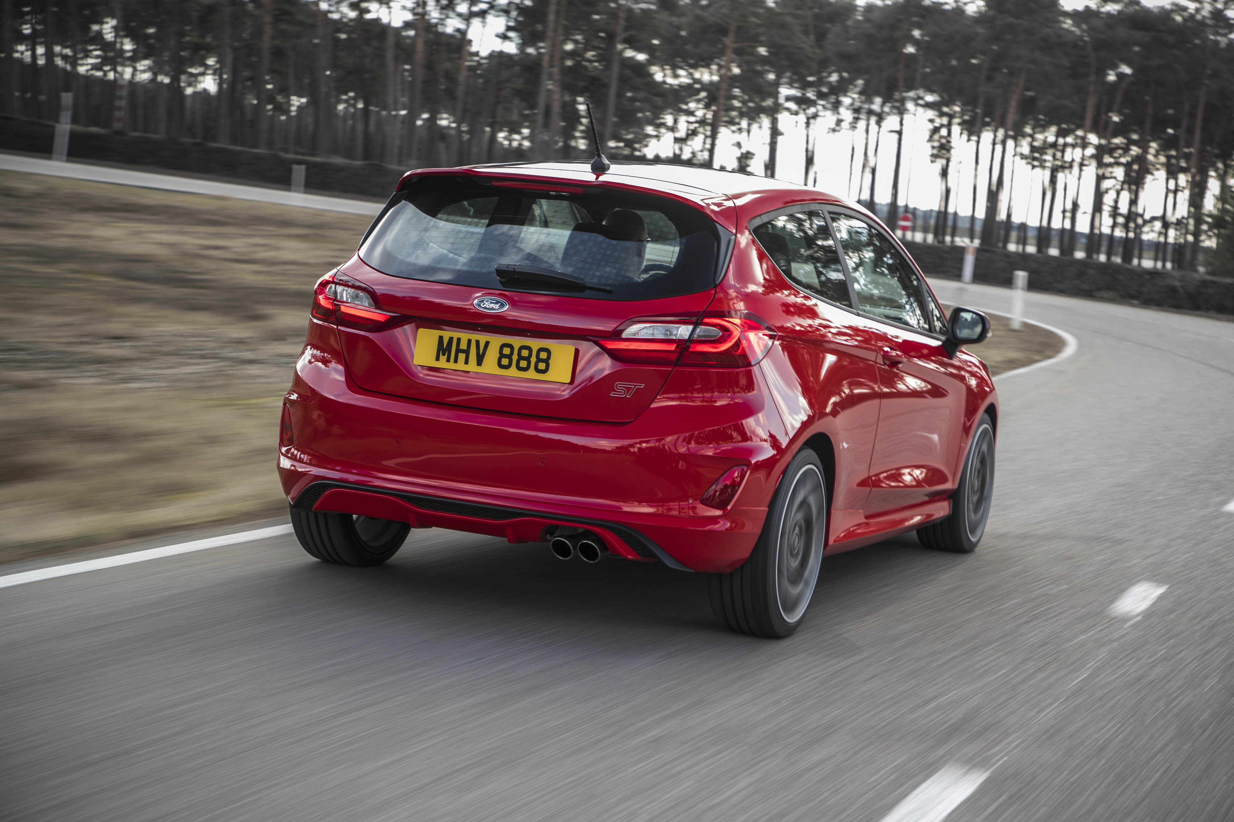 2018 Ford Fiesta St Price Announced Starts At Eur 22 100