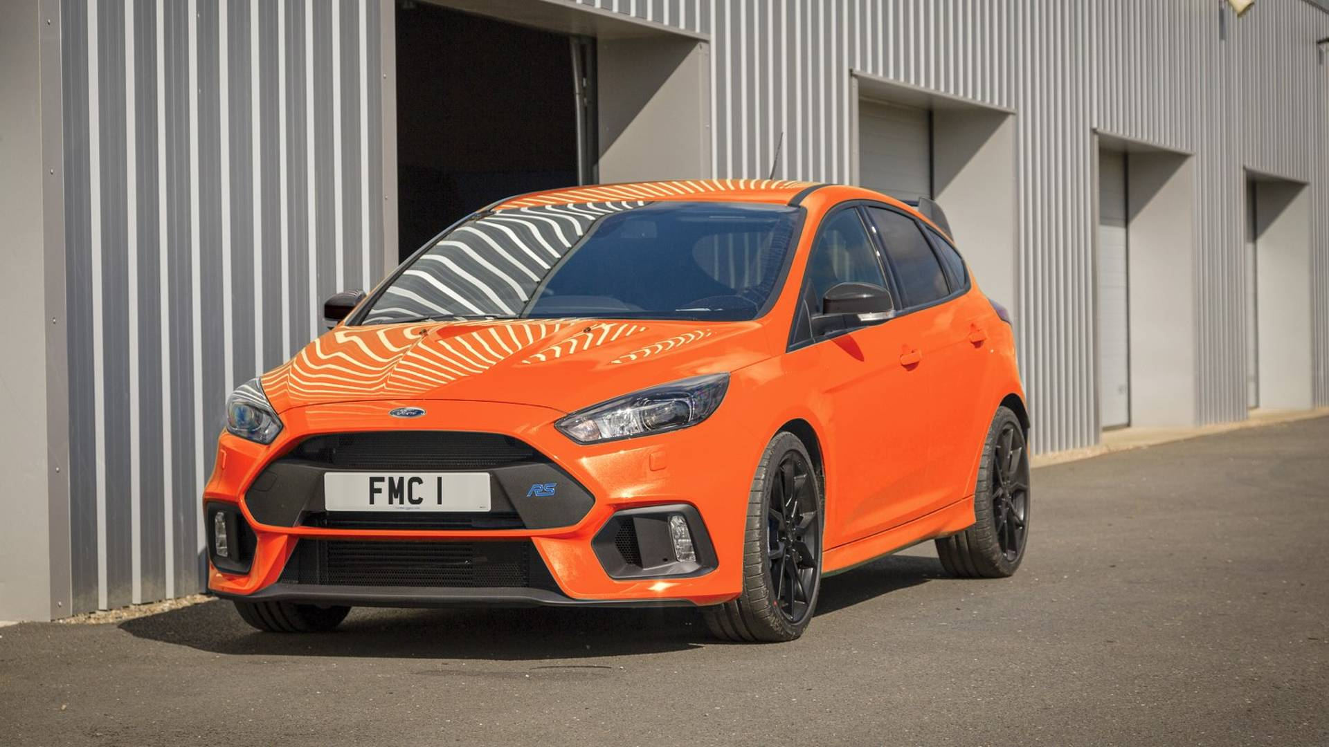 2018 ford focus rs heritage edition is an orange swan song with 375 ps autoevolution. Black Bedroom Furniture Sets. Home Design Ideas
