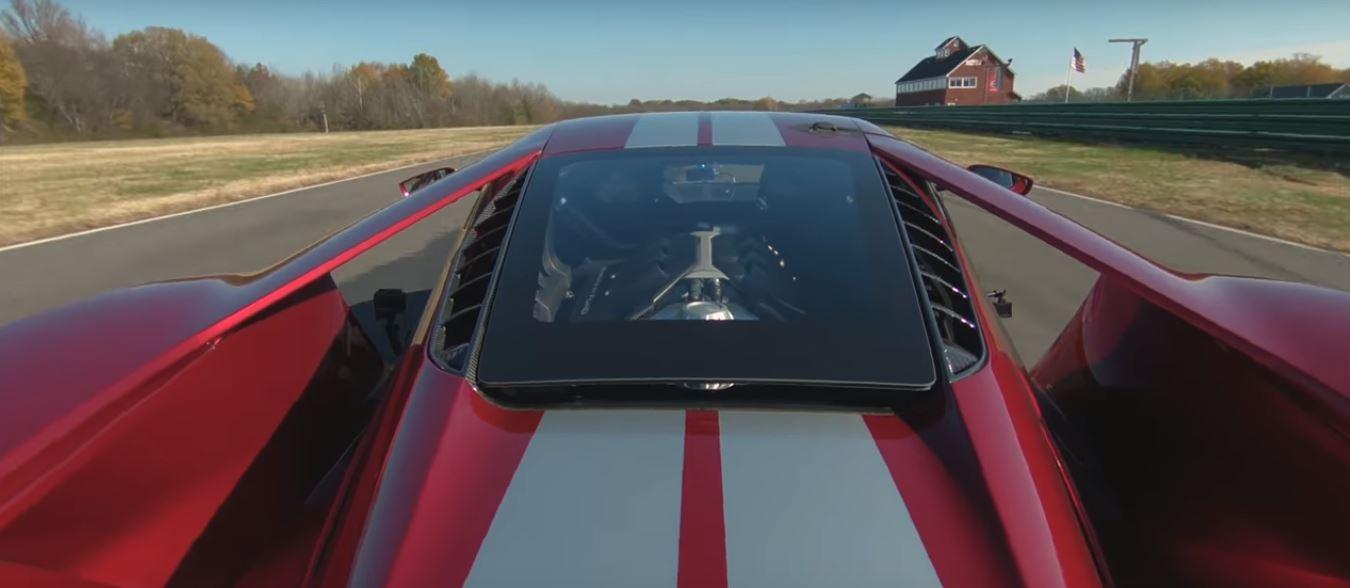 2018 ford gt destroys porsche 918 spyder in car and driver vir lightning lap autoevolution. Black Bedroom Furniture Sets. Home Design Ideas