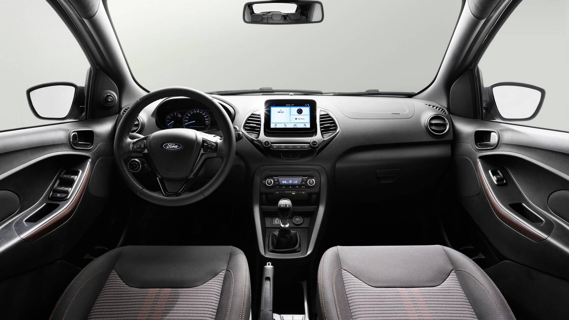 Ford Ka Facelift >> 2018 Ford Ka Facelift Brings Forth Crossover Like Active Model