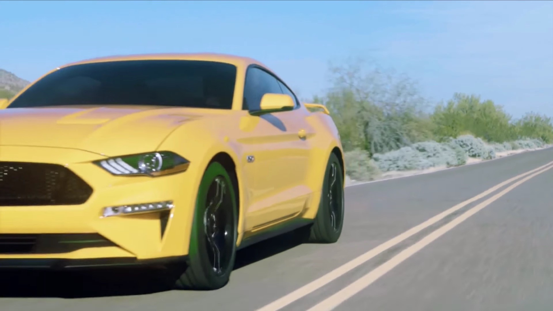 2018 ford mustang gt orange fury with performance pack