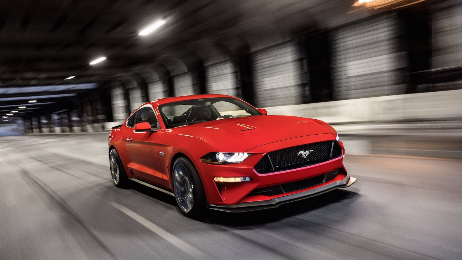 2018 Ford Mustang GT Dyno Pull Reveals Coyote V8 Produces ... Mustang
