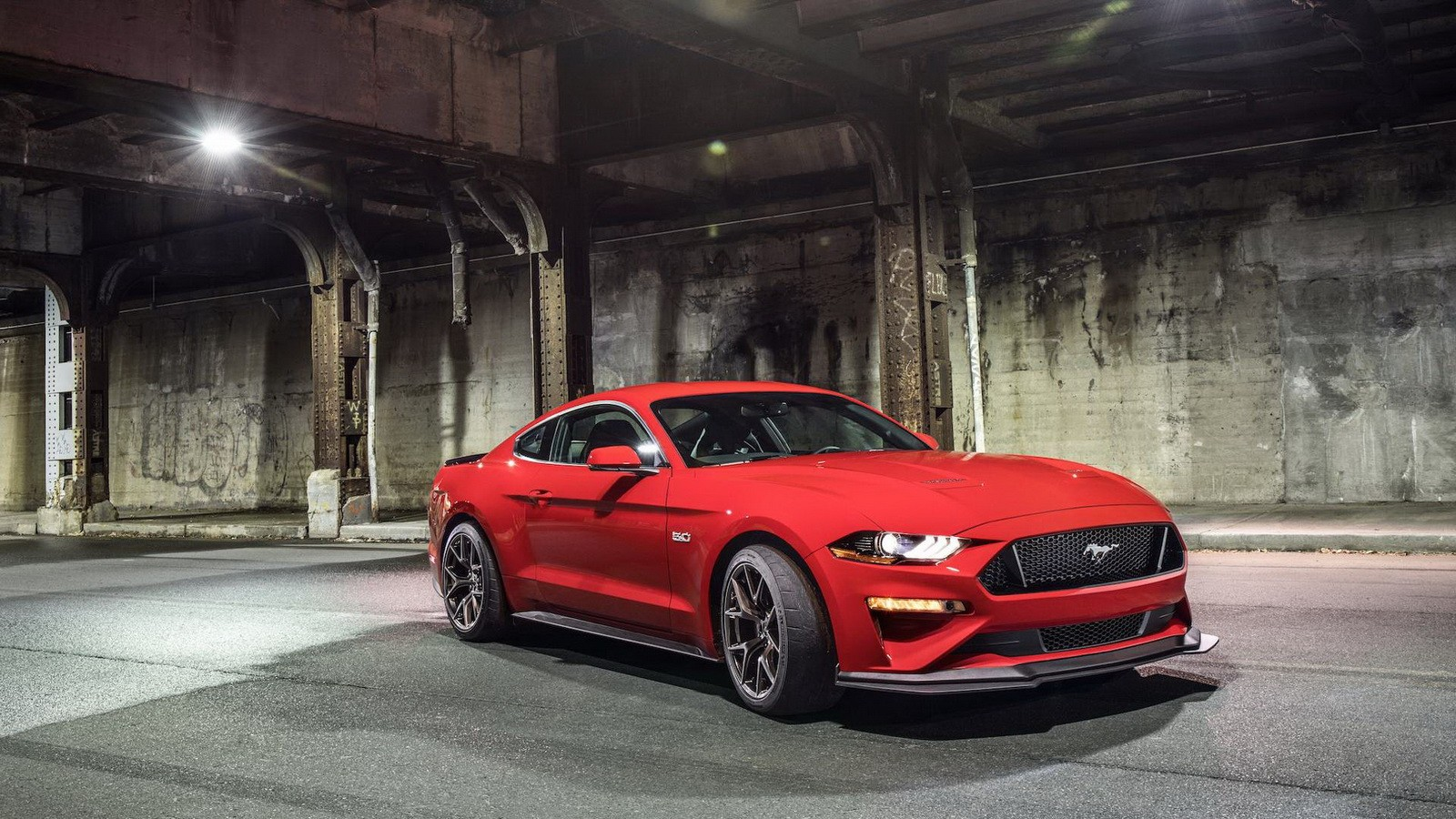 2018 Ford Mustang Gt Dyno Pull Reveals Coyote V8 Produces 415 Rwhp