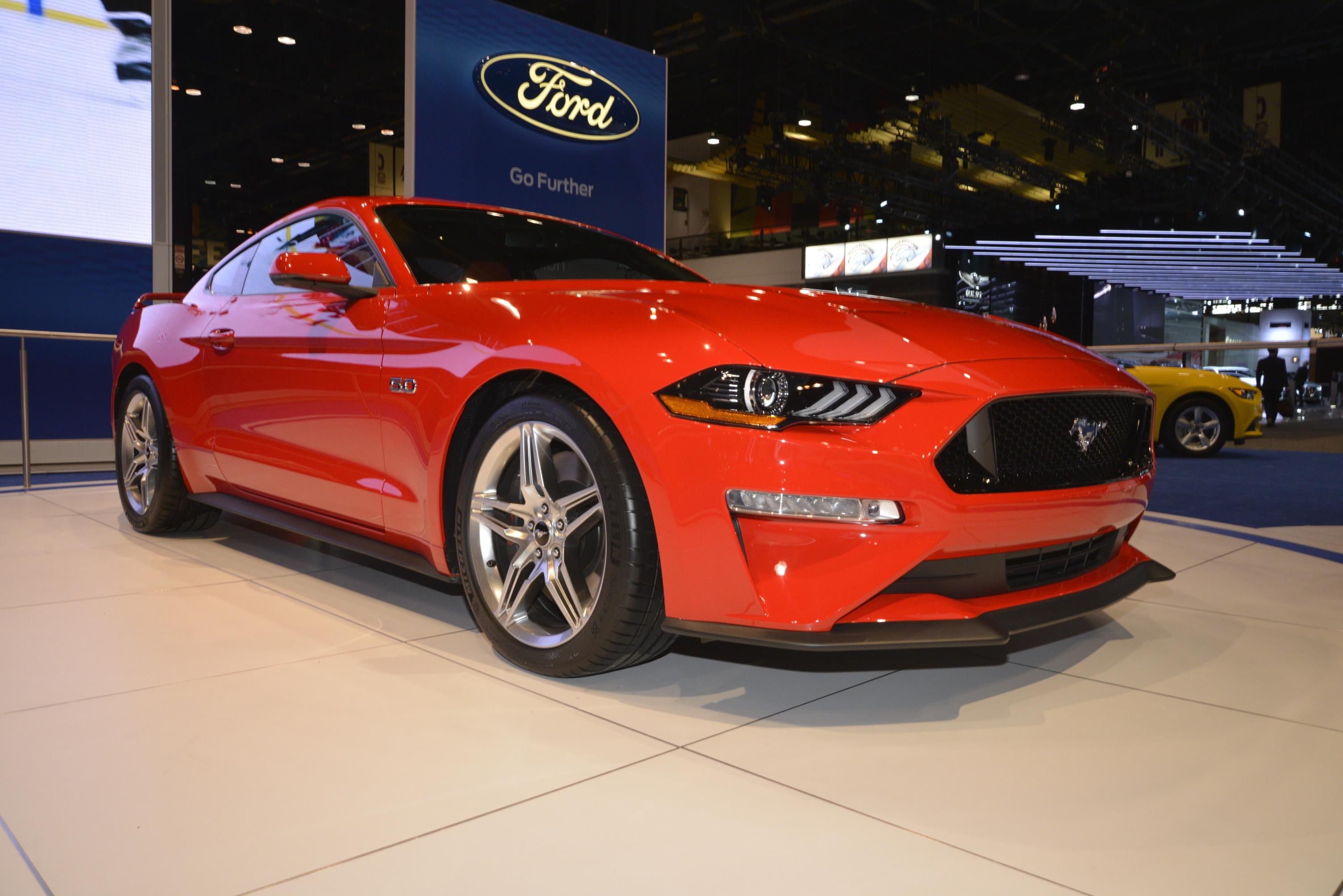 2018 ford mustang gt. wonderful ford 2018 ford mustang is ashamed to show its face in chicago in ford mustang gt g
