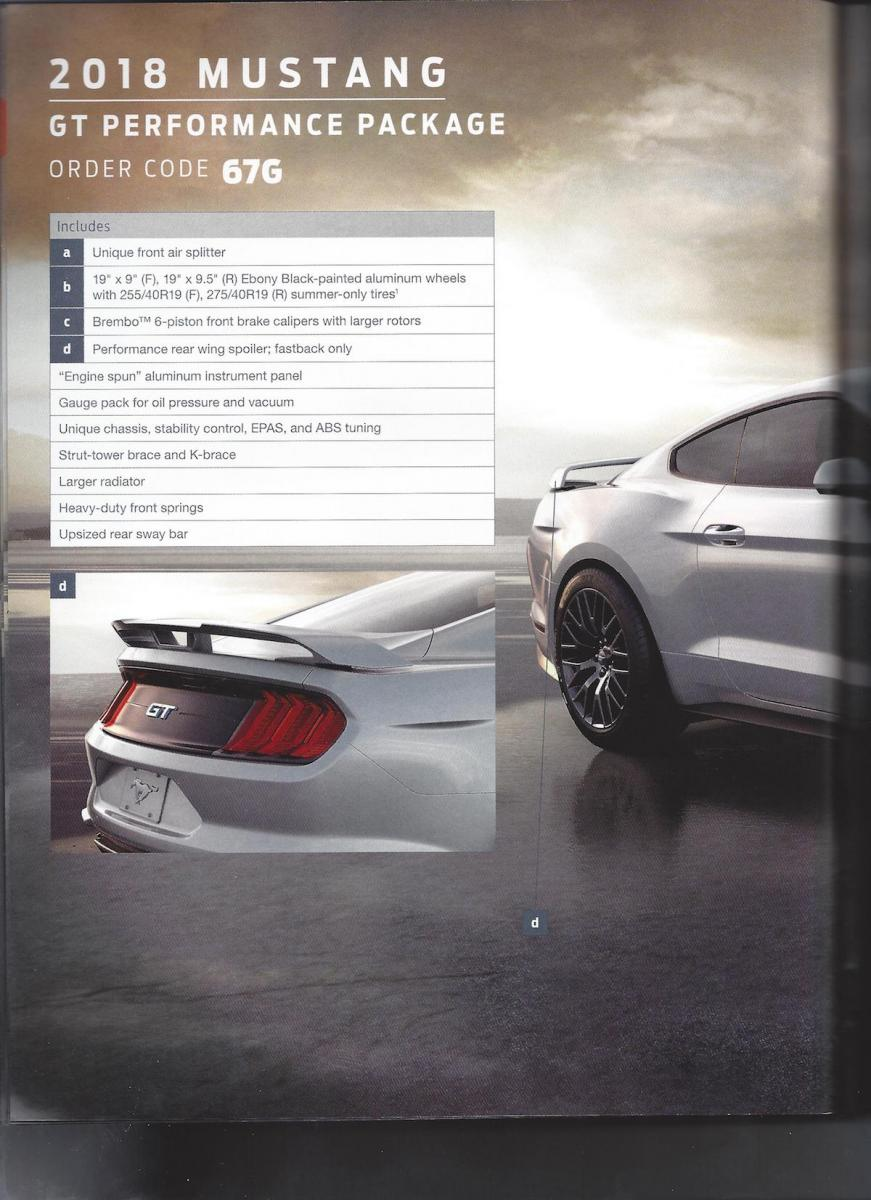 2018 ford 6 2. perfect 2018 2018 ford mustang order guide companion on ford 6 2