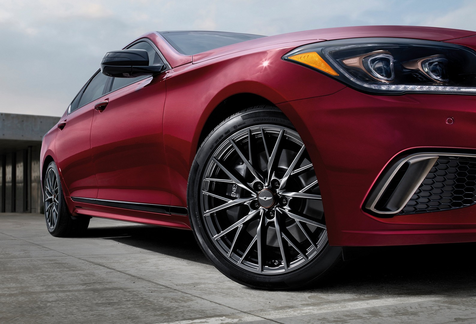 2018 Genesis G80 Sport Shows Off In New Videos And Photos