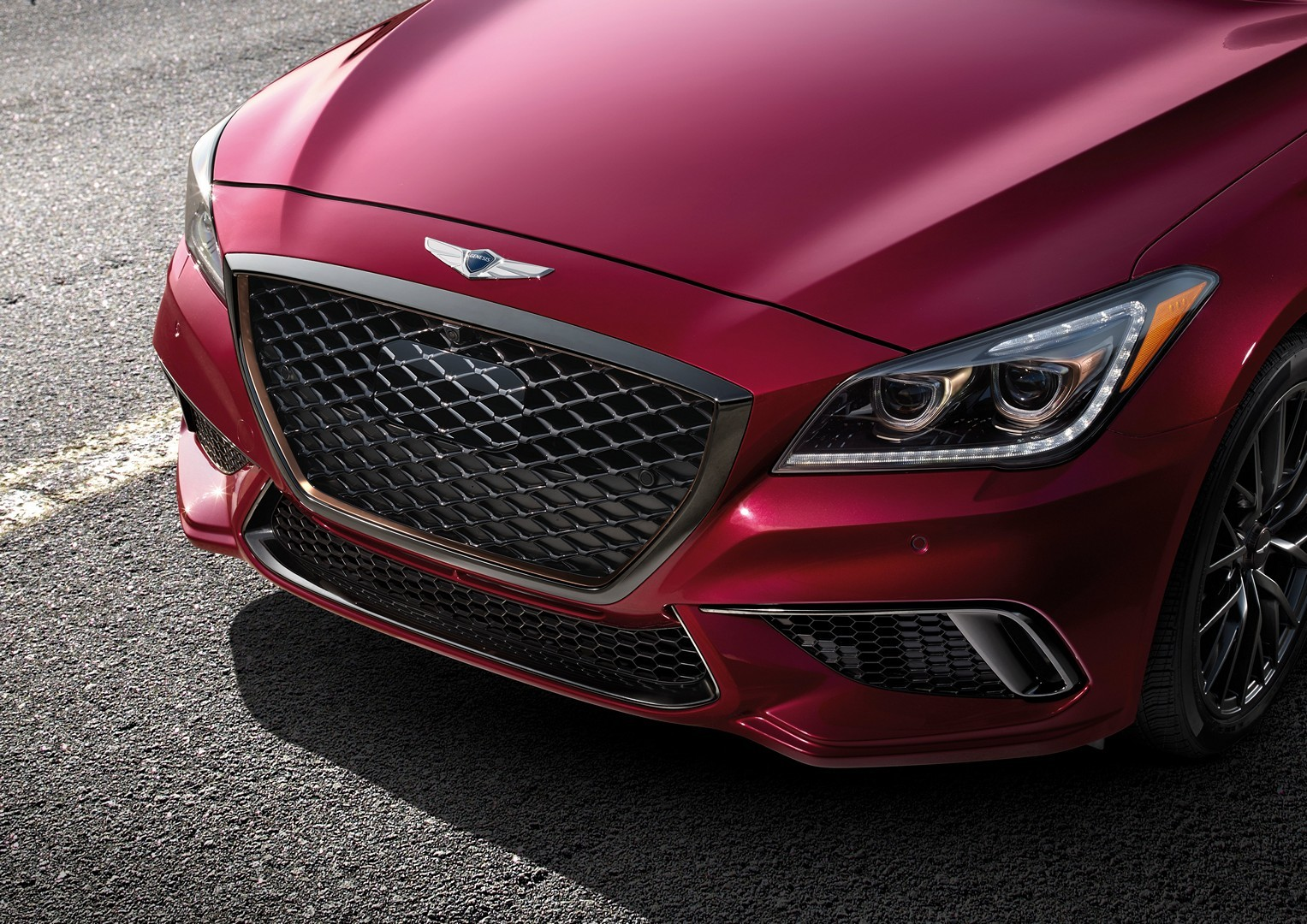 2018 Genesis G80 Sport Shows Off in New Videos and Photos ...