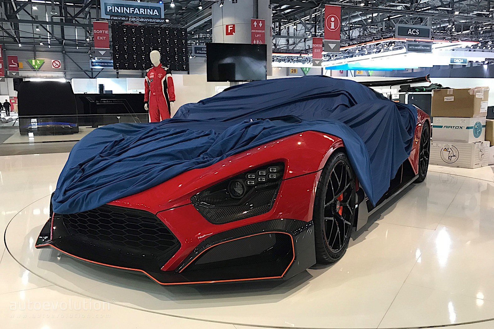 Plug In Hybrid Cars >> Check Out The 2018 Geneva Motor Show Warm Up - autoevolution