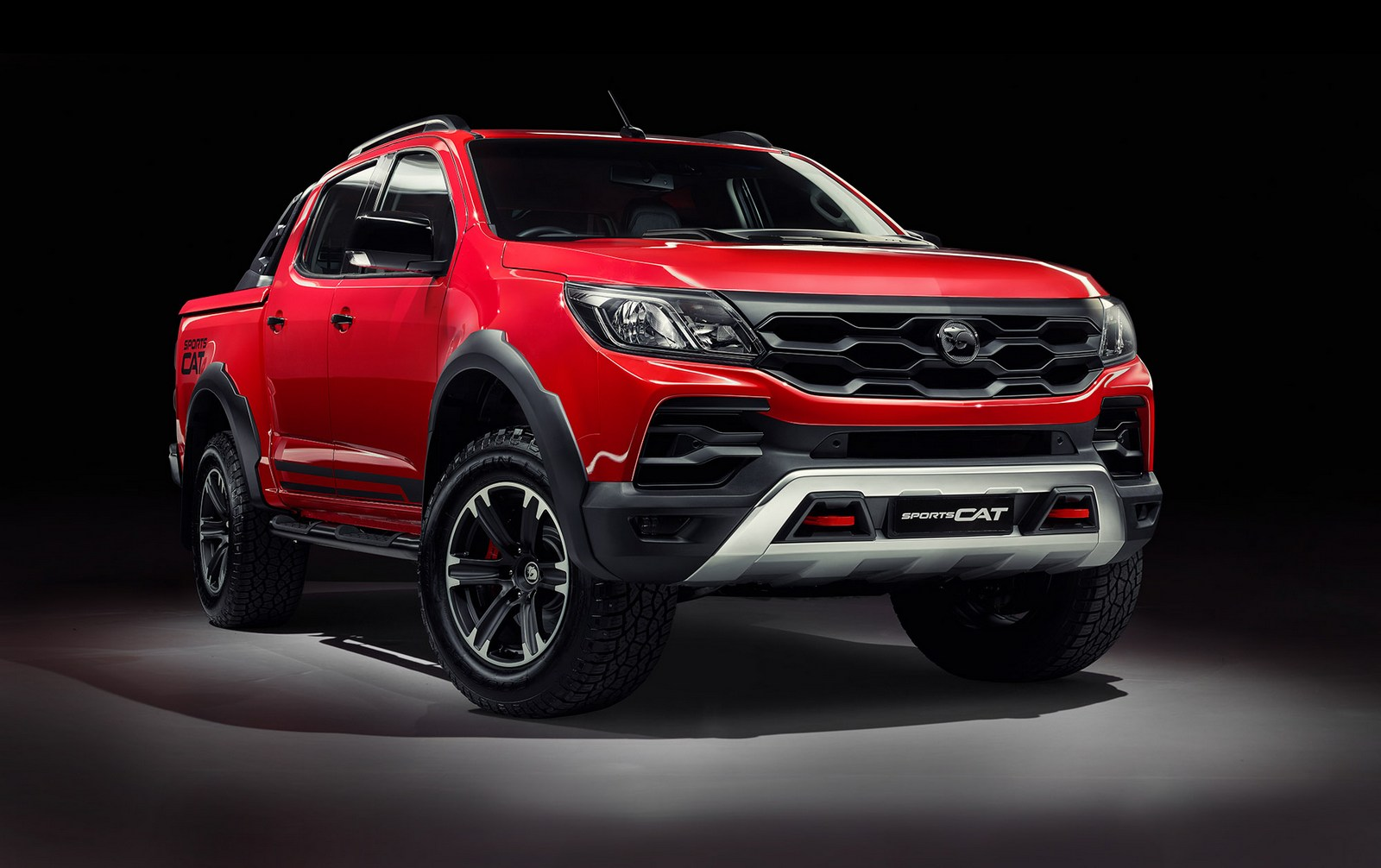 2018 Holden Colorado SportsCat By HSV Is All About Off-Road Fun - autoevolution