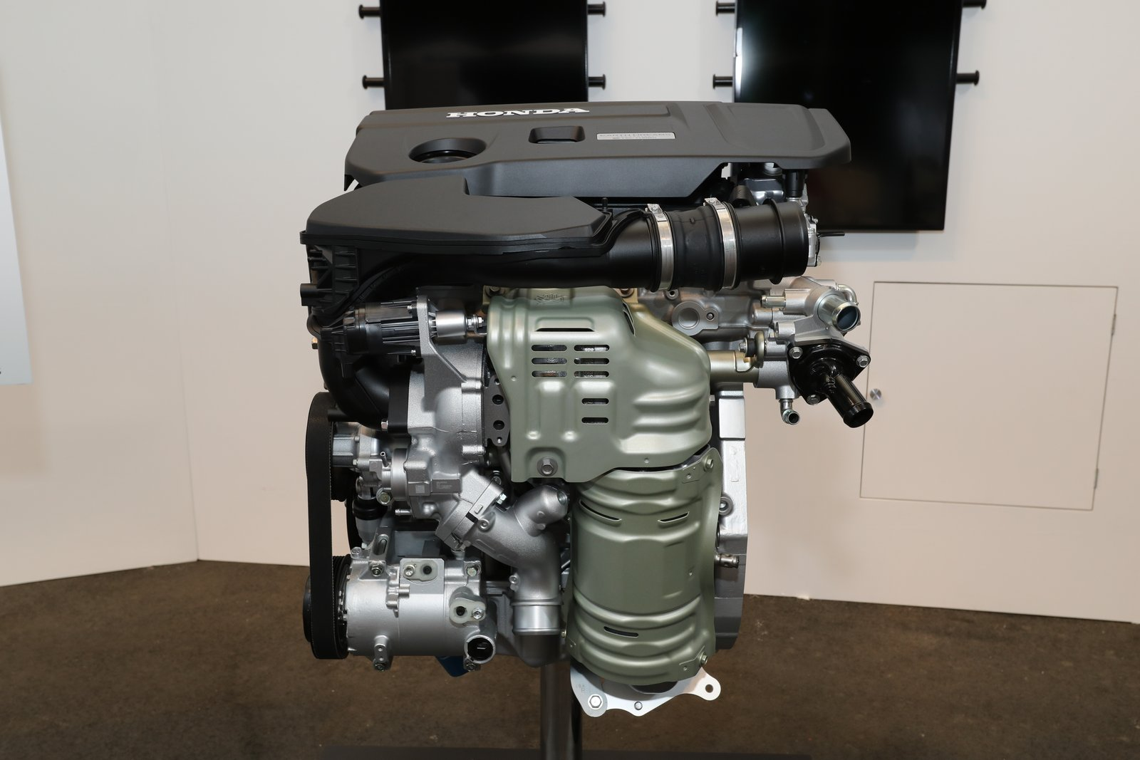 2018 Honda Accord Getting 1 5l And 2 0l Turbo Engines 10 Sd Auto