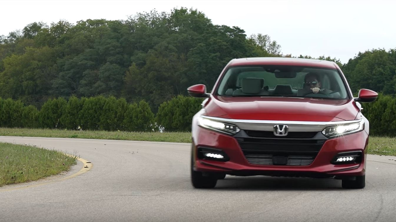 2018 Honda Accord Is Almost A Premium Car Says Consumer Reports