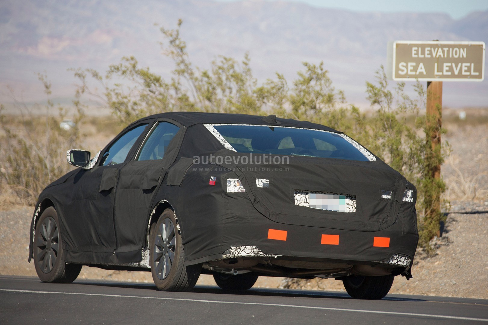 2018 Honda Accord Spied For The First Time Partially Reveals