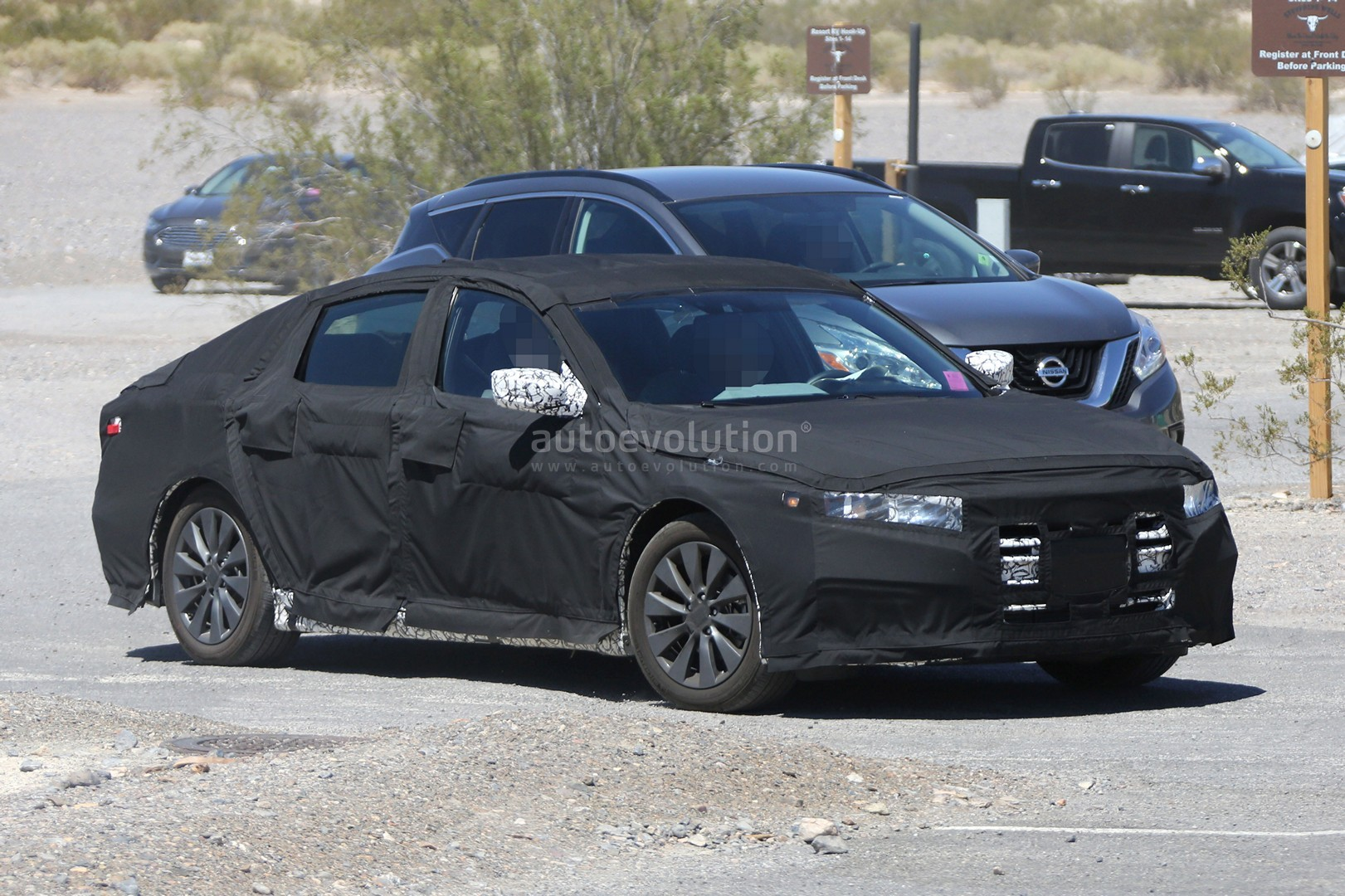 2018 Honda Accord Spied For The First Time Partially Reveals C5 Corvette Passenger Fuse Diagram Interior