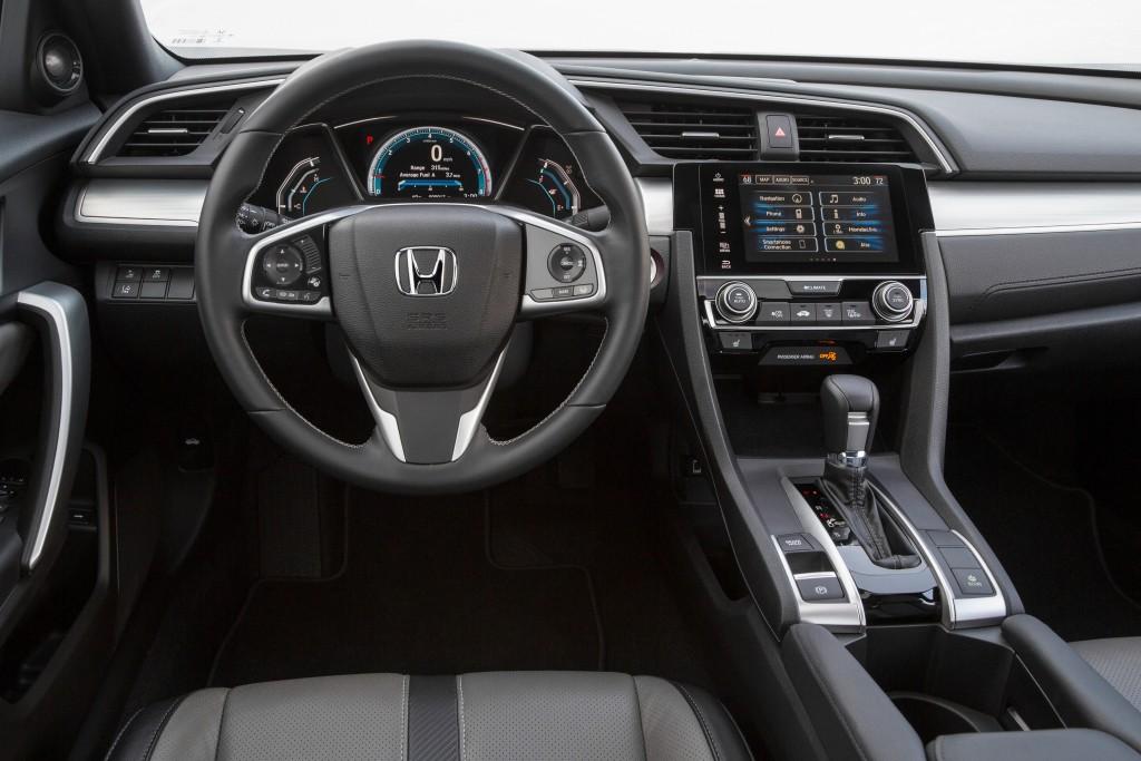 2018 Honda Civic Priced 100 Higher