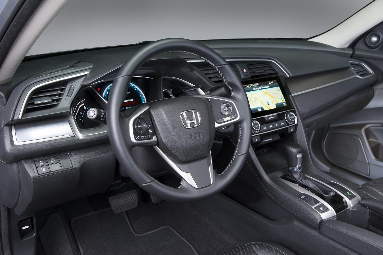 2018 Honda Civic Priced $100 Higher Than 2017 Model ...