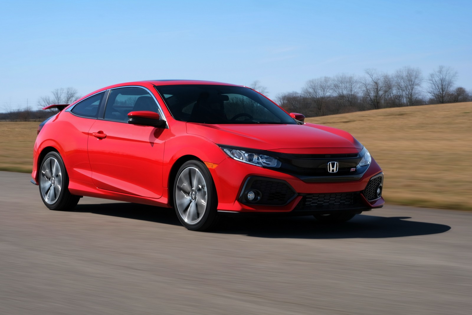 2018 honda civic priced 100 higher than 2017 model autoevolution. Black Bedroom Furniture Sets. Home Design Ideas