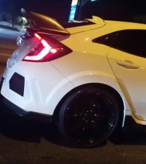 2018 Honda Civic Type R Filmed In Southern California