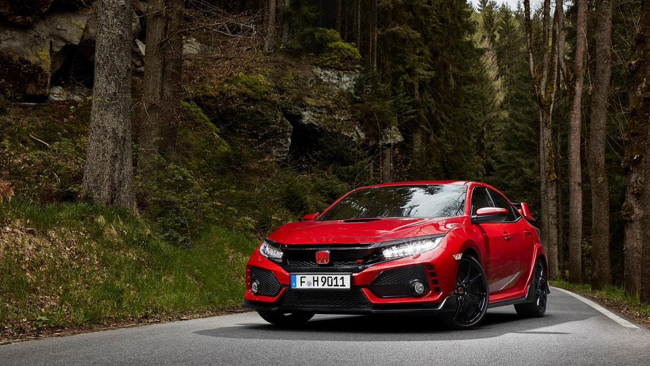 2018 honda civic type r gets new photo gallery and sound. Black Bedroom Furniture Sets. Home Design Ideas