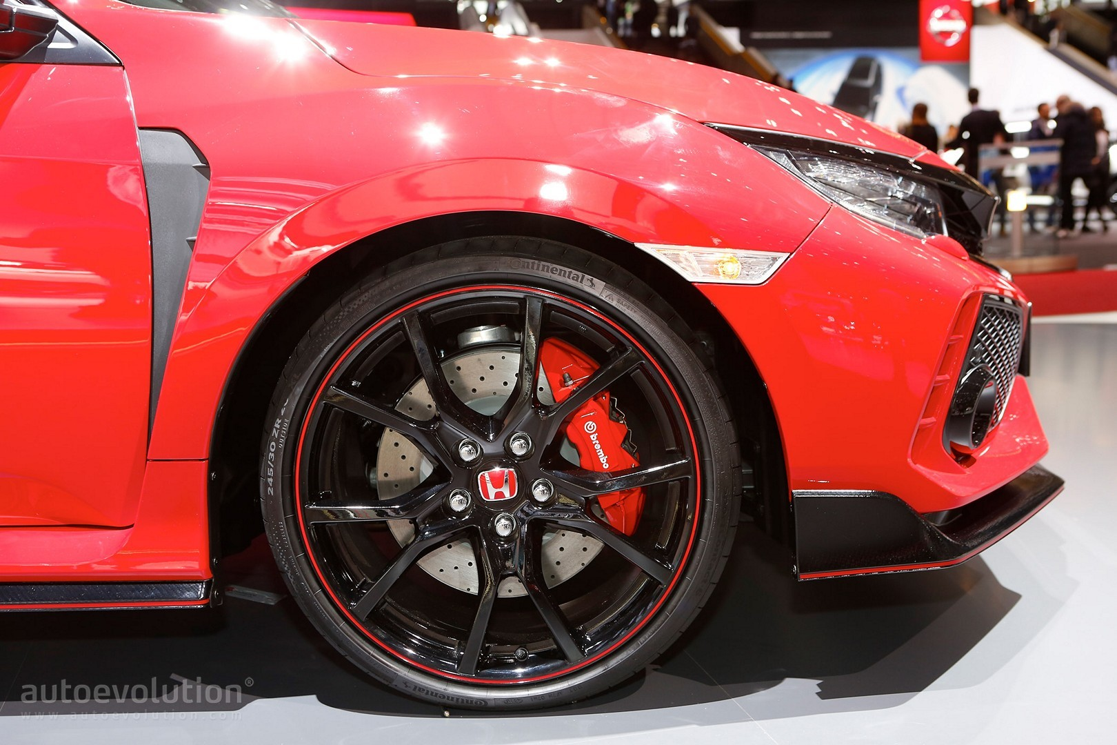 Cheaper Honda Civic Type R apparently revealed in NHTSA filings