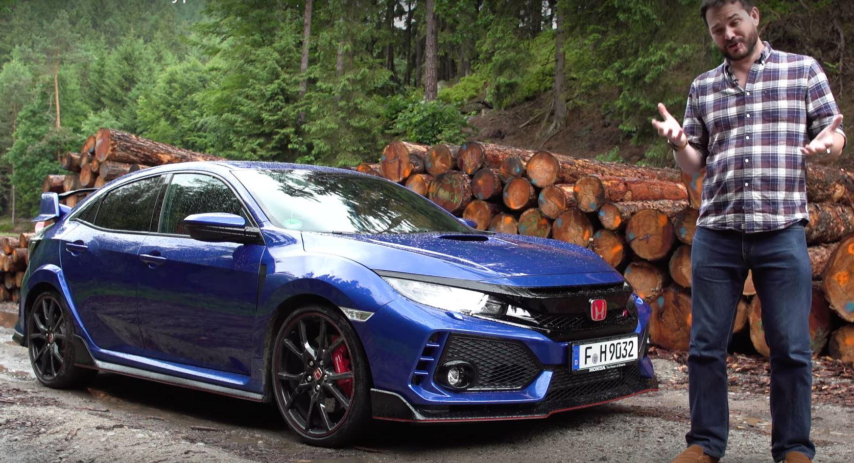 2018 Honda Civic Type R vs. Focus RS Review: One of Them Isn't Fun Enough - autoevolution