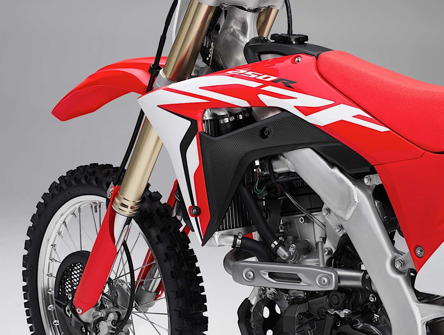 2018 honda crf250r gets new engine with better top end power autoevolution. Black Bedroom Furniture Sets. Home Design Ideas