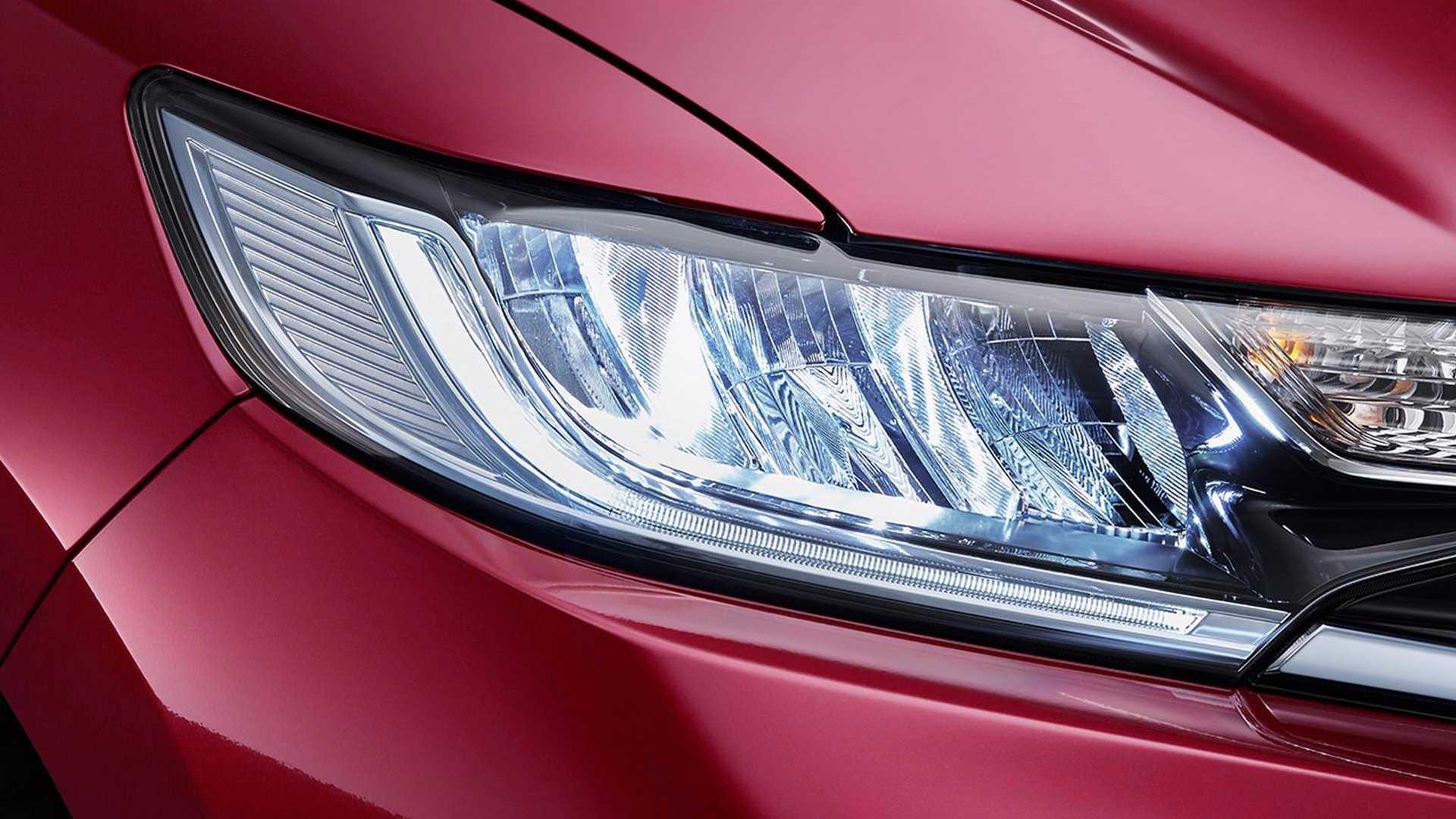 2018 Honda Fit Facelift Revealed By Japanese Microsite