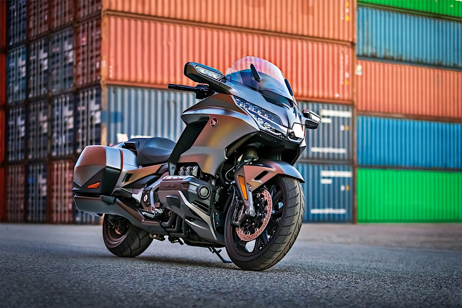 2018 Honda Gold Wing Officially Revealed With Sharper ...