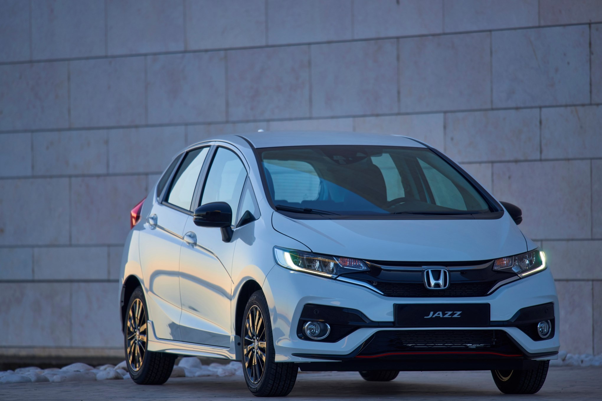 Honda Jazz gets a fresh face for 2018