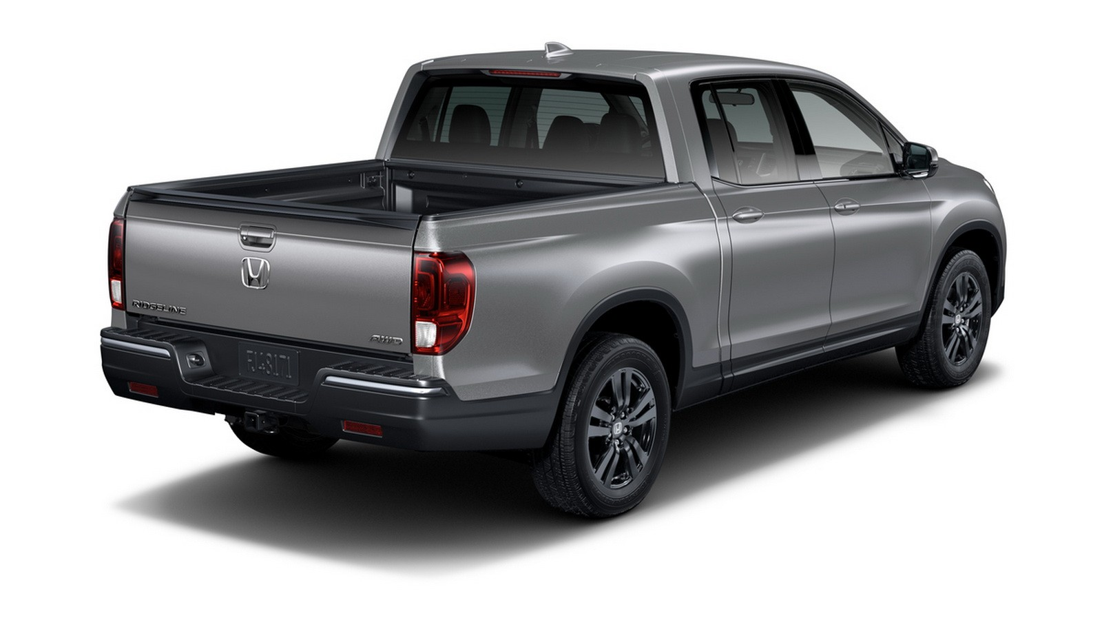 2018 honda ridgeline adds new exterior colors loses three. Black Bedroom Furniture Sets. Home Design Ideas