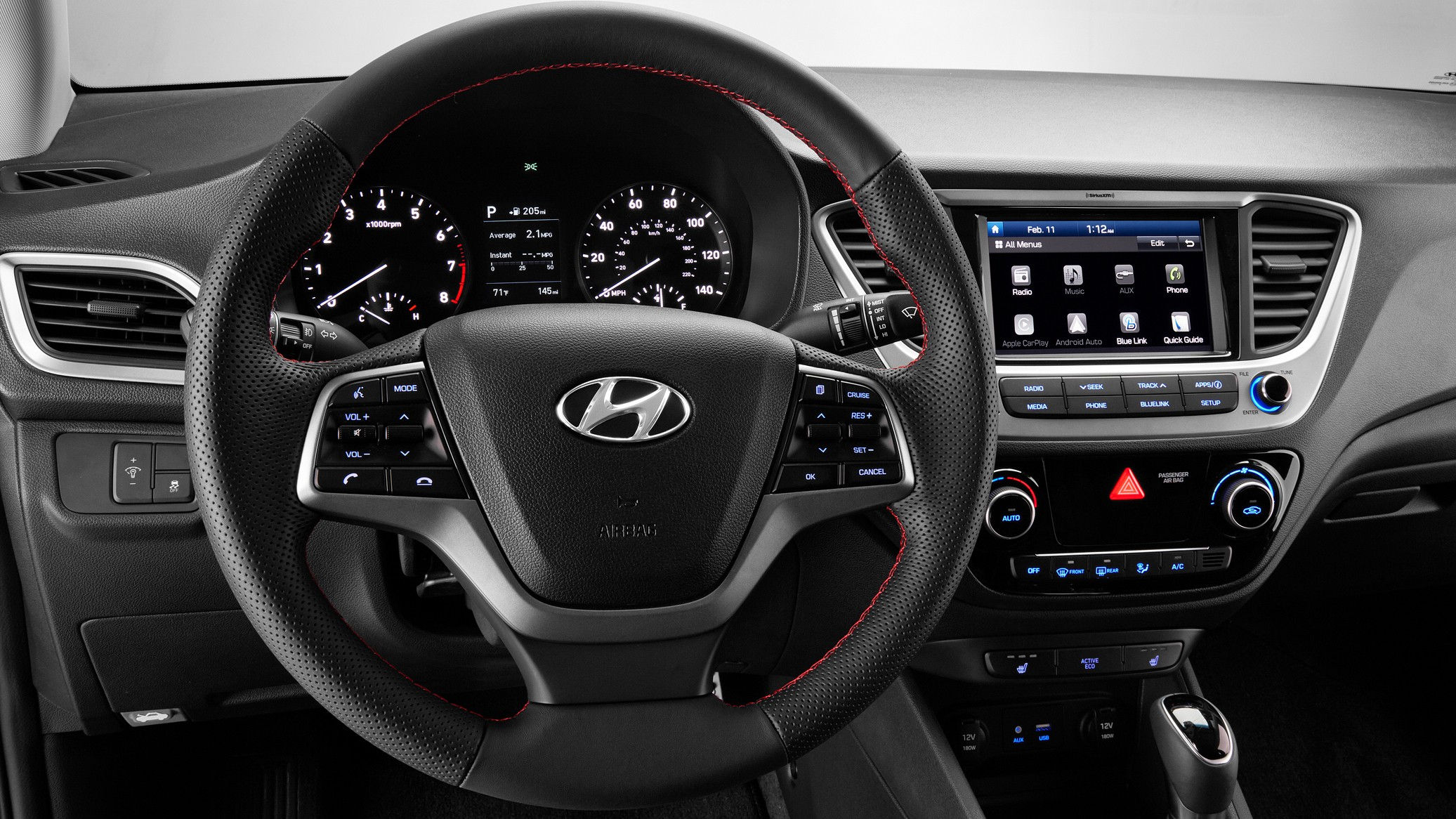 2018 Hyundai Accent Sedan Debuts At 2017 Canadian Auto Show, Hatchback To Follow - autoevolution
