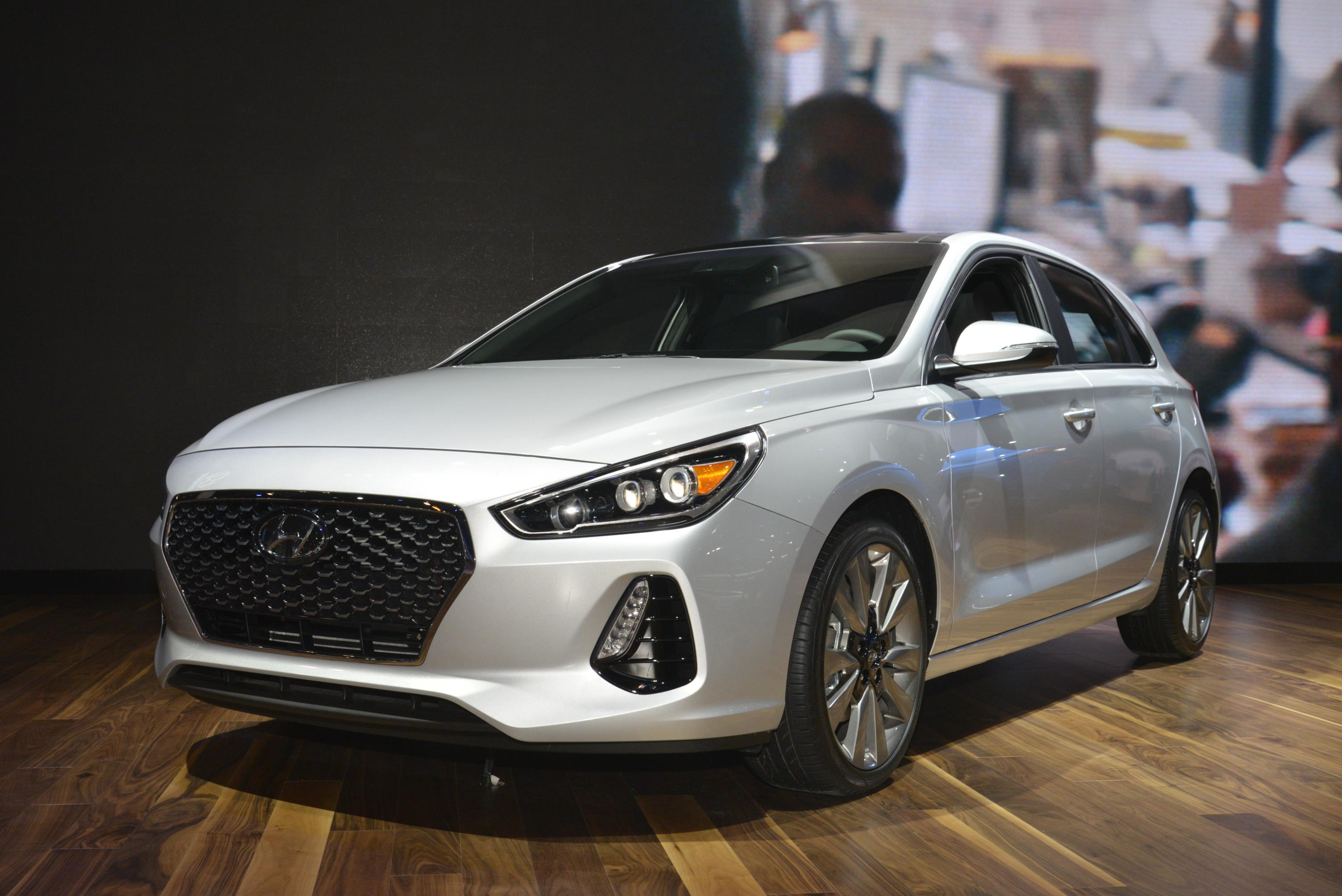 2018 hyundai elantra gt is the most powerful euro hatch. Black Bedroom Furniture Sets. Home Design Ideas