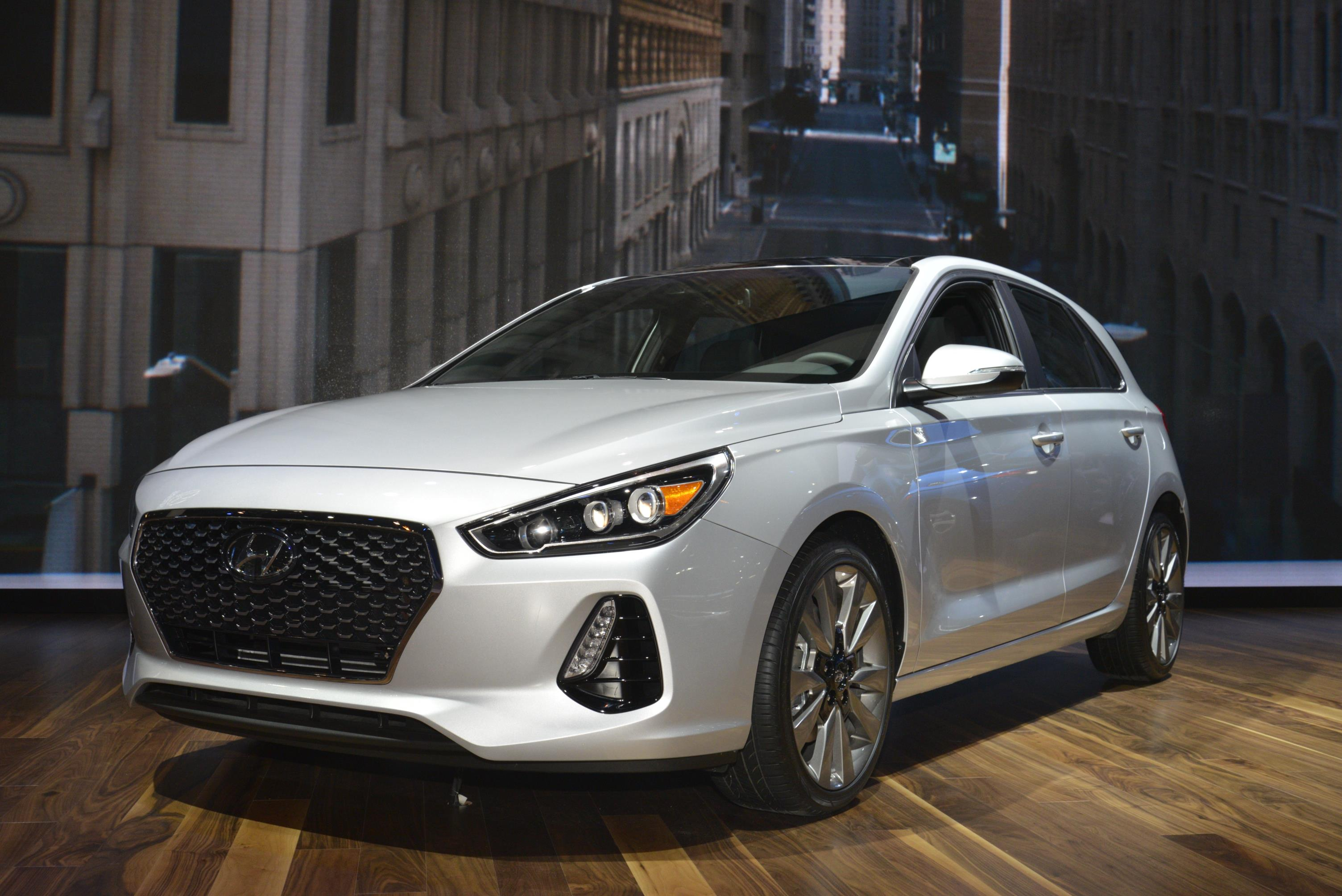 2018 Hyundai Elantra Gt Is The Most Powerful Euro Hatch