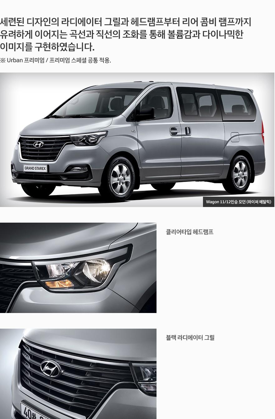 Hyundai-Stareks 4x4 yeni: özellikler, tasarım ve model özellikleri