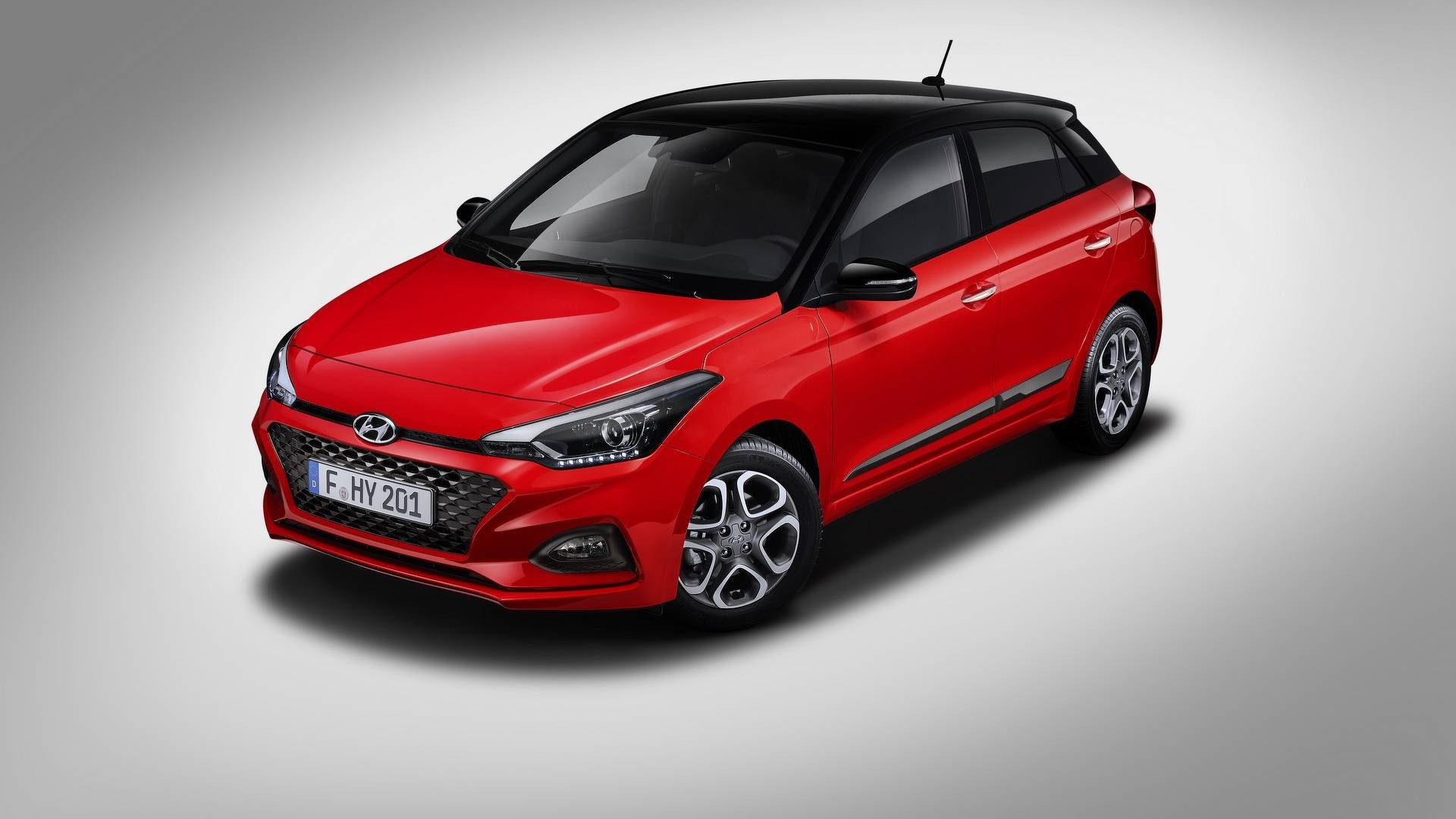 2018 hyundai i20 facelift looks mundane gets dual clutch