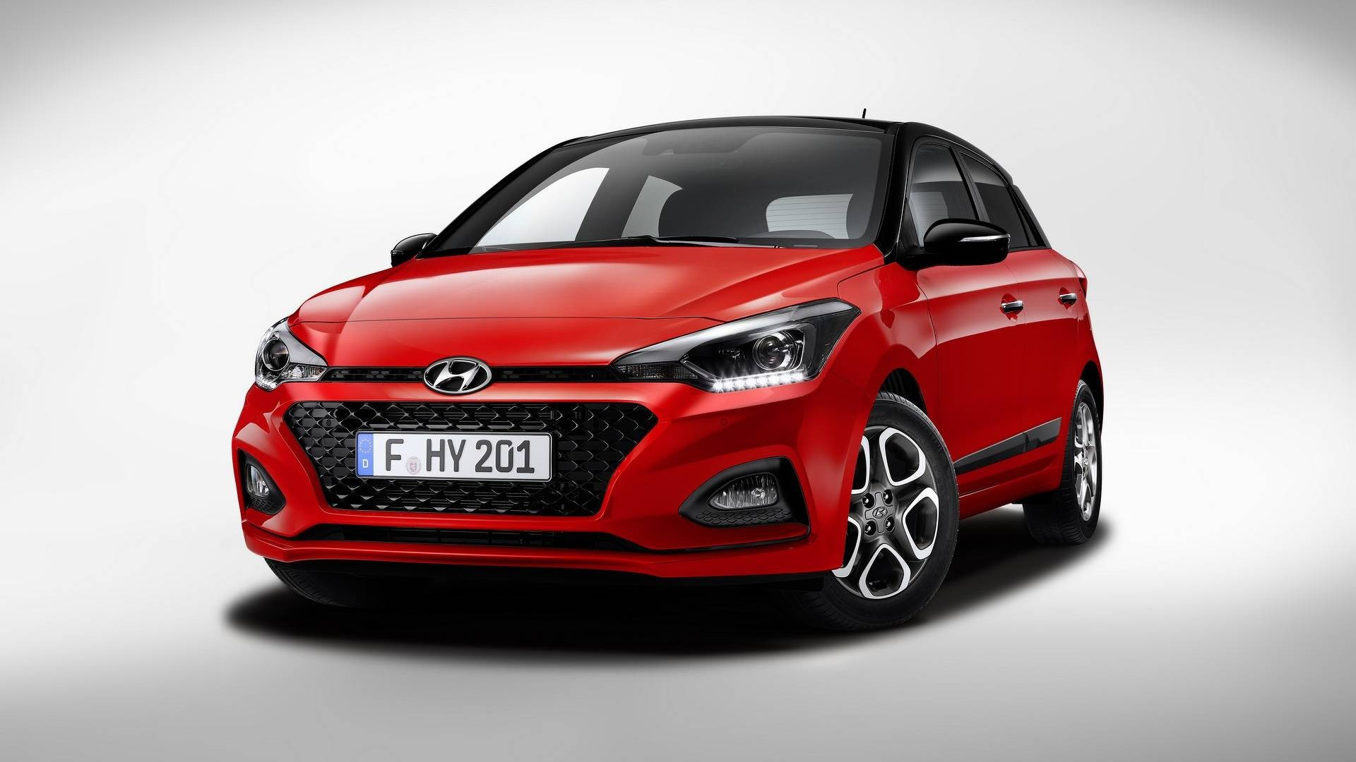 2018 hyundai i20 facelift looks mundane gets dual clutch transmission autoevolution. Black Bedroom Furniture Sets. Home Design Ideas