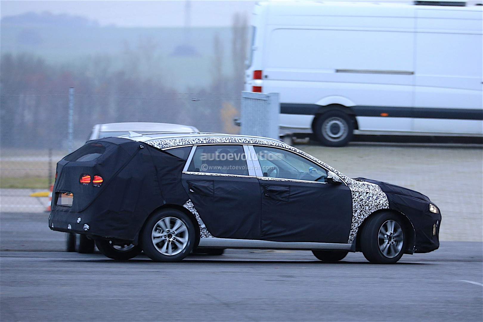 2018 Hyundai I30 Wagon Spied For The First Time Autoevolution