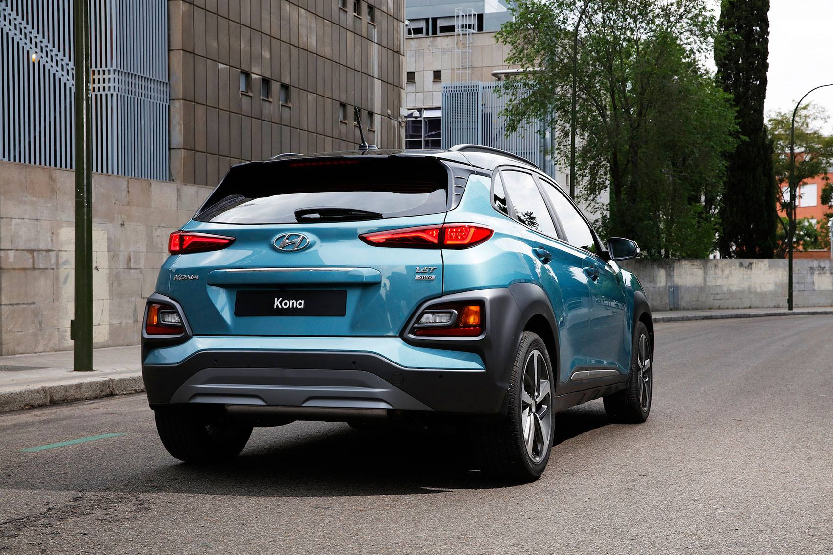 Hyundai Kona Arrives In The US At Los Angeles Auto Show - Los angeles car show 2018