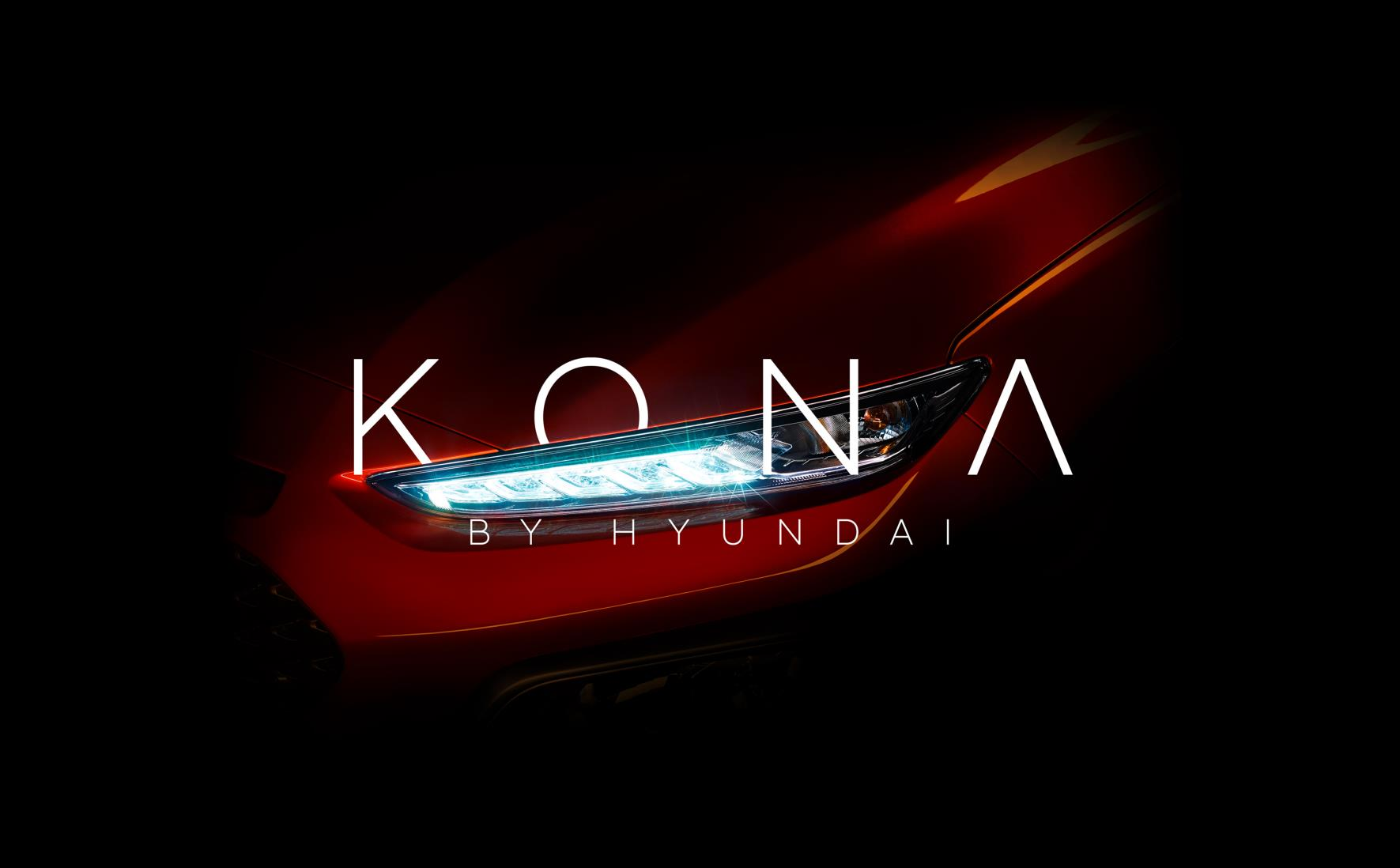 Hyundai Kona B Suv Is Named After A Hawaiian District