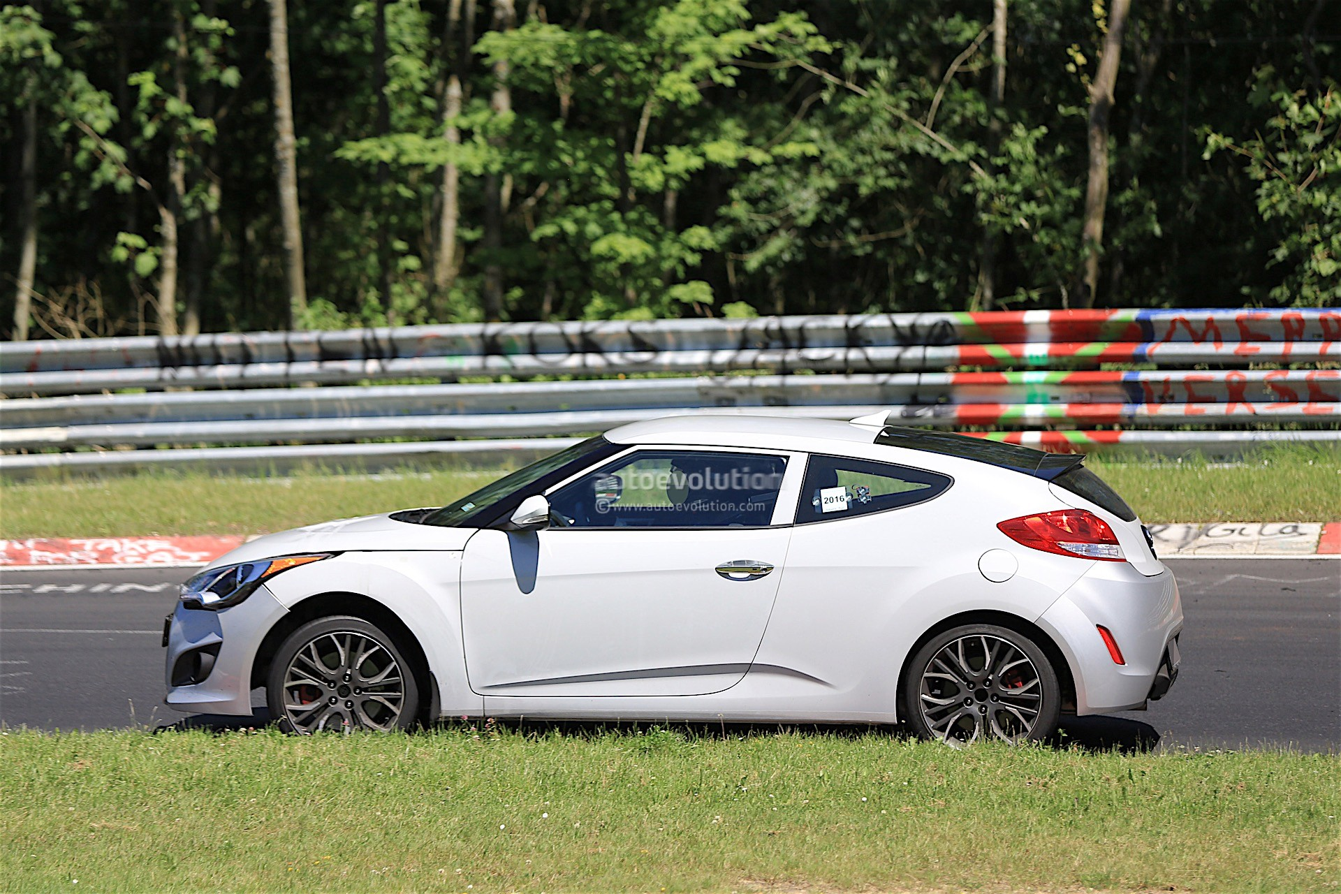 2018 hyundai coupe. simple 2018 hyundai veloster chassis mule on 2018 hyundai coupe