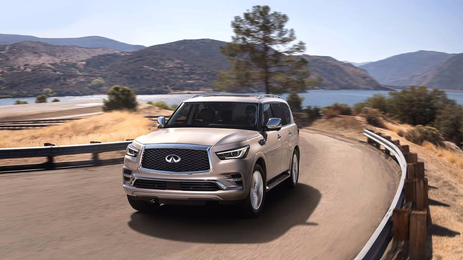 2018 Infiniti QX80 Facelift Retails At $64,750 - autoevolution
