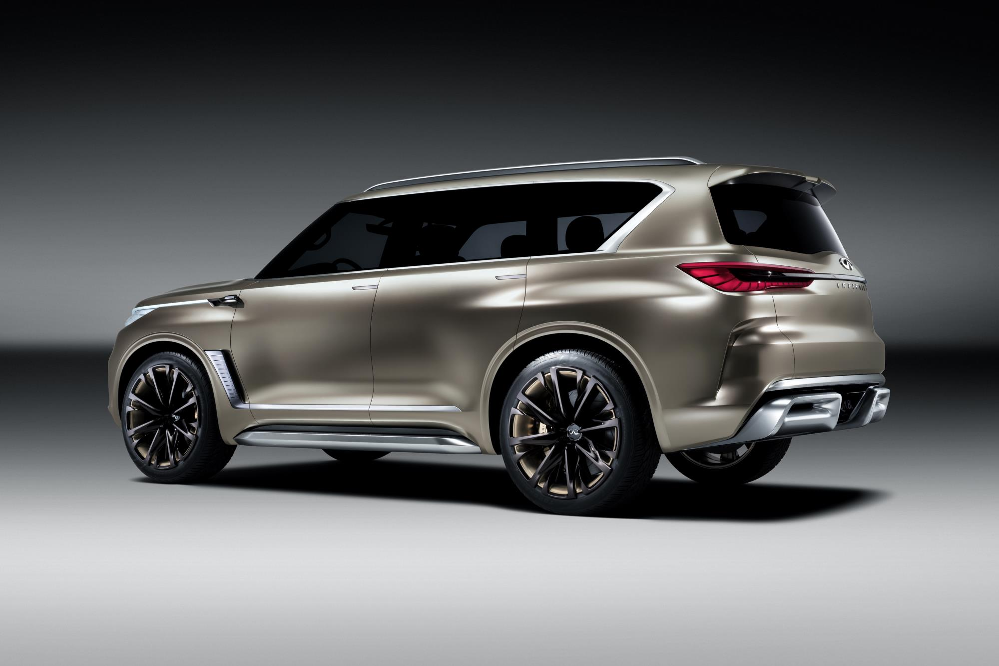 2018 Infiniti QX80 To Get Monograph Concept Styling Cues ...