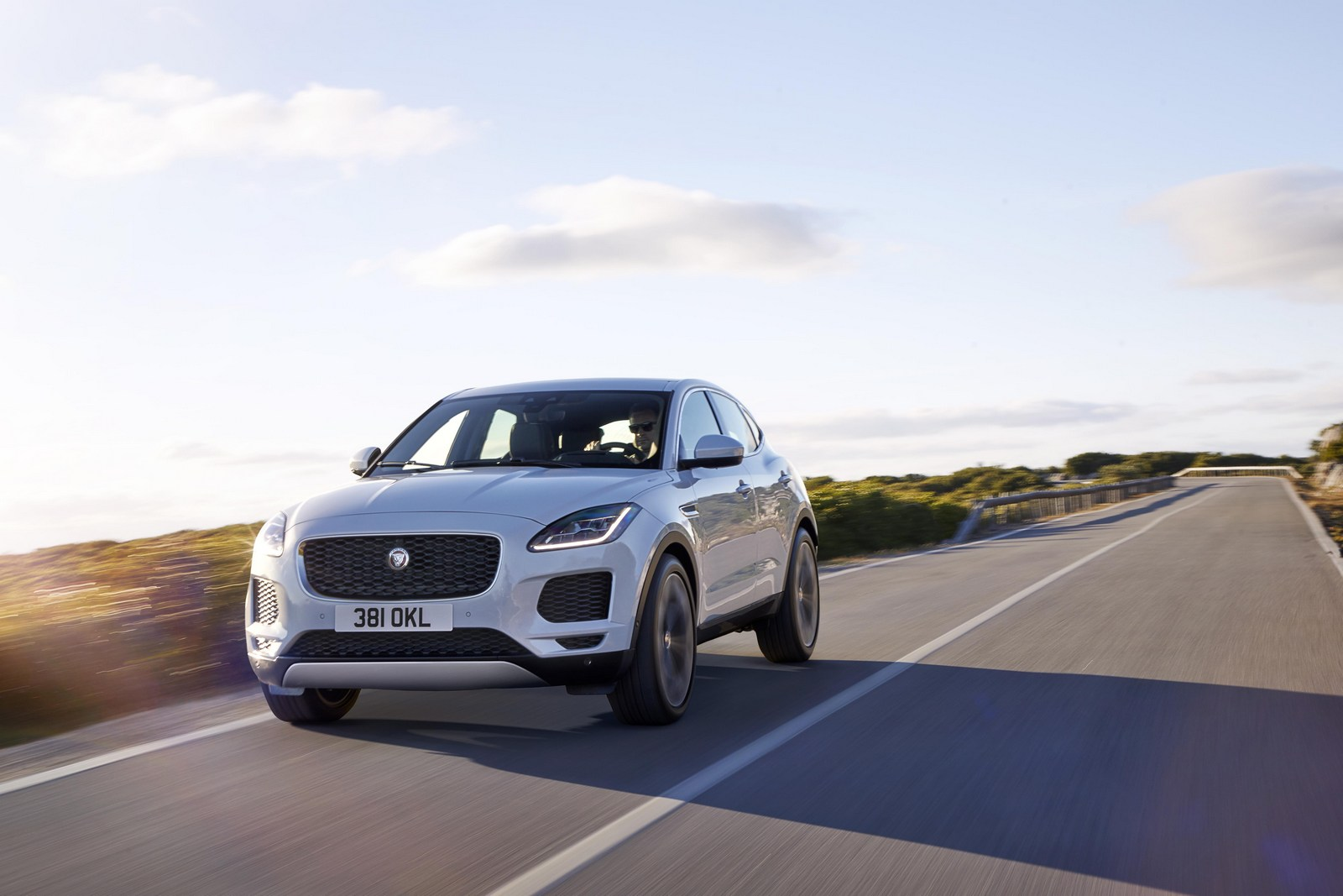 2018 Jaguar E Pace Is More F Type Than F Pace Autoevolution